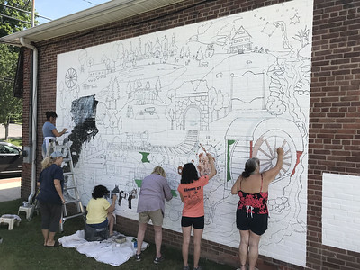 mural-on-lee-hardware-building-will-showcase-plymouth-history