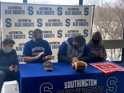 southington-football-standouts-lafferty-andrews-make-it-official-and-sign-letters-of-intent-to-play-collegiately-at-new-haven-marist