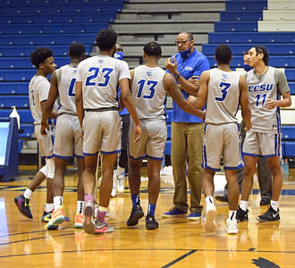 ayangma-sets-careerhigh-in-points-as-ccsu-mens-basketball-beats-wagner-on-senior-night