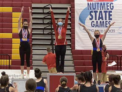 nugmeg-state-games-gymnastics-takes-place-at-new-britain-high-school