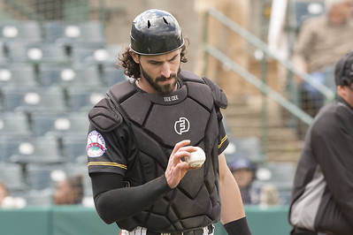 something-different-new-britain-bees-catchers-clark-moore-enjoy-rare-pitching-experience
