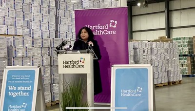 hartford-healthcare-opens-new-warehouse-in-newington-dedicated-to-storing-ppe