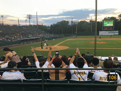 its-the-only-show-in-town-new-britain-bees-fans-embrace-baseballs-return-to-city-in-socially-distanced-sellout