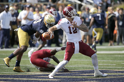 former-st-paul-football-quarterback-marchi-to-transfer-to-east-tennessee-state