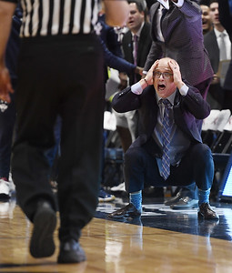 uconn-mens-basketball-head-coach-hurley-takes-issue-with-errant-whistles-by-refs