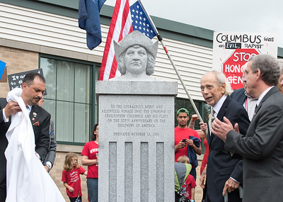 southingtons-christopher-columbus-statue-in-spotlight-with-many-wanting-it-to-be-removed