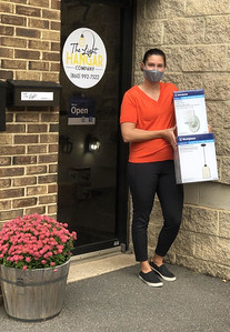 plainville-business-donates-over-3k-in-light-fixtures-to-lisa-inc