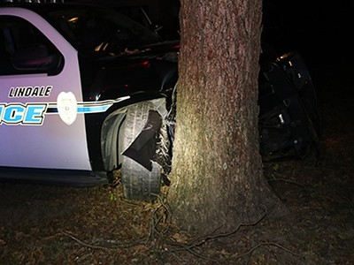 17yearold-steals-crashes-lindale-police-car