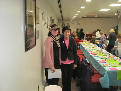ladies-of-all-ages-come-together-for-tea-at-manross-library-in-bristol
