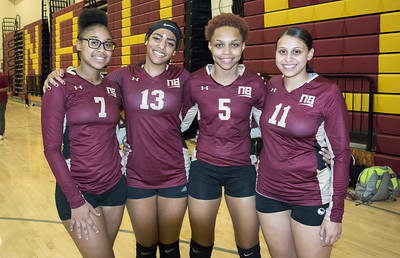 new-britain-girls-volleyballs-senior-night-interrupted-by-leaking-roof