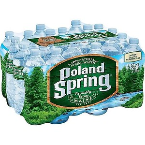 poland-spring-to-use-100-recycled-plastic-for-bottles