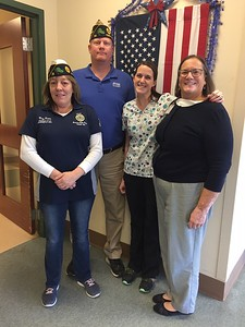 american-legion-plymouth-post-20-donates-to-the-sgt-john-l-levitow-veterans-healthcare-center