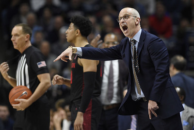 hurley-not-ready-to-make-estimate-on-when-uconn-mens-basketball-will-return-to-campus