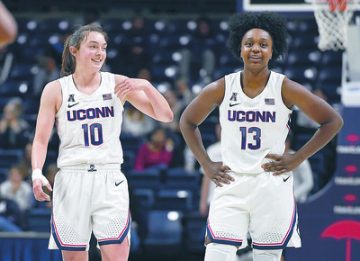 uconn-womens-basketballs-bent-records-a-40-grade-point-average-for-fifth-consecutive-semester