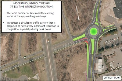 dot-introduces-plan-to-make-troublesome-newington-intersection-safer