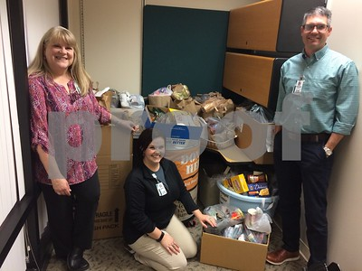 etmc-olympic-center-food-drive-raised-23-barrels-of-food-for-the-east-texas-food-bank