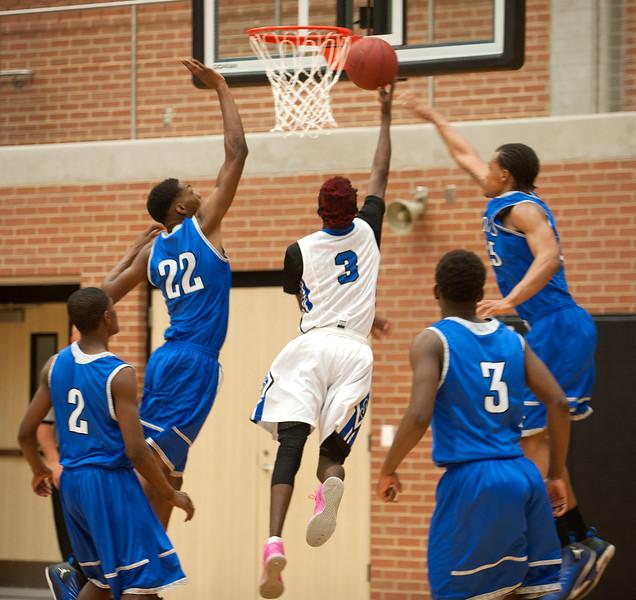 John Tyler High School Basketball