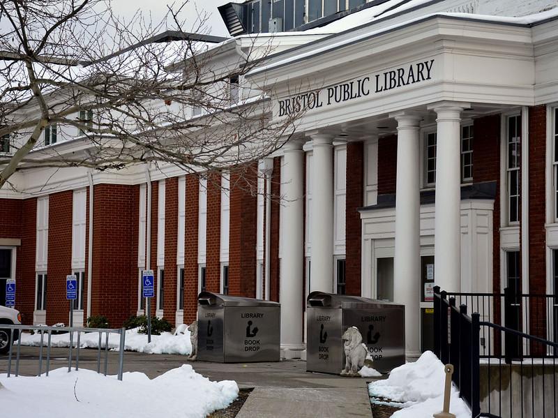 Bristol public library