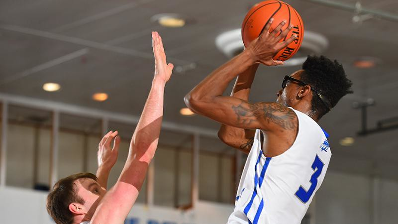 CCSU men's basketball 11-21-17
